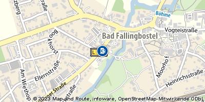 Karte Fallback