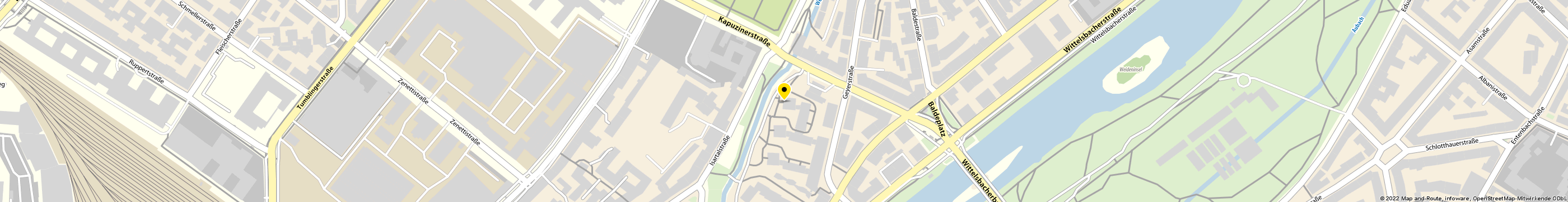Angerbauer & Partner sales performance improvement in München-Isarvorstadt Karte